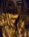 Drag makeup for Halloween 2015