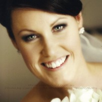Sarah's Wedding Makeup